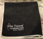 White Diamond Microfibre