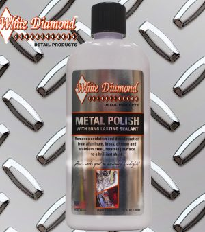 White Diamond Metal Polish