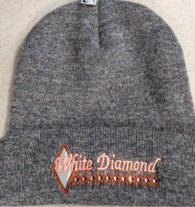 6cac382e56d ... best white diamond beanie hat f1b67 338c3