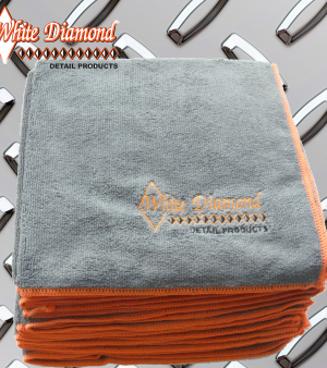 White Diamond Polishing Cloths